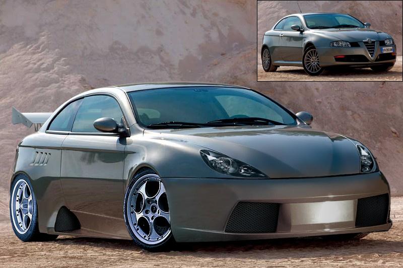 AlfaVirtualClub Forum Leggi Argomento Alfa GT O F430